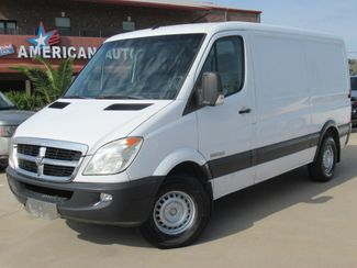 2008 Dodge Sprinter 2500 Cargo Van | Houston, TX | American Auto Centers in Houston TX