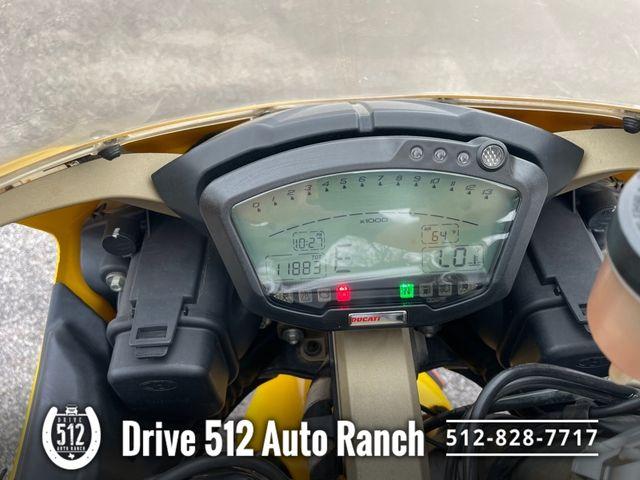 2008 Ducati 1098 1099CC in Austin, TX 78745
