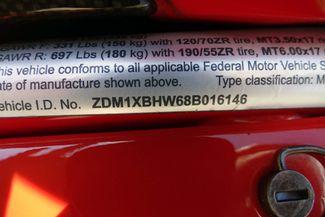2008 Ducati 1098 1098R * SUPERBIKE * TRACK BIKE * R * Plano, Texas 48