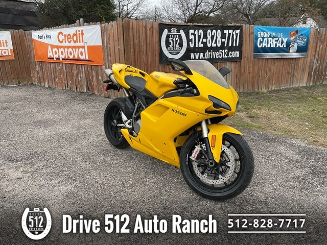 2008 Ducati Superbike 1098 1098 1099 DUC