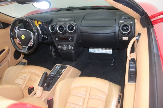2008 Ferrari F430 Spider Houston, Texas 16