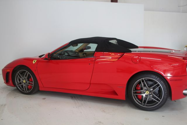 2008 Ferrari F430 Spider Houston, Texas 33
