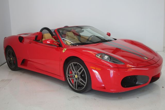 2008 Ferrari F430 Spider Houston, Texas 4