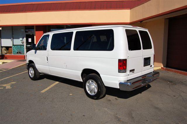 2008 Ford 12 Pass. XLT Charlotte, North Carolina 3