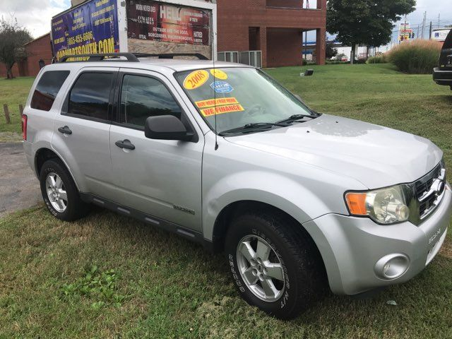 2008 Ford-2 Owner! Great Condition! Escape-BUY HERE PAY HERE!  XLT-CARMARTSOUTH.COM Knoxville, Tennessee 33