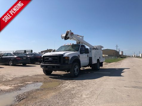 2008 Ford 2008 Ford F-450 Bucket Truck ETI 40' Articulating and Telescopic Boom in Fort Worth, TX