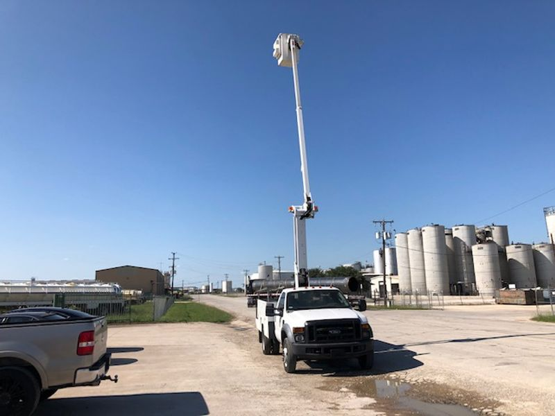 2008 Ford 2008 Ford F-450 Bucket Truck ETI 40 Articulating and Telescopic Boom  city TX  North Texas Equipment  in Fort Worth, TX