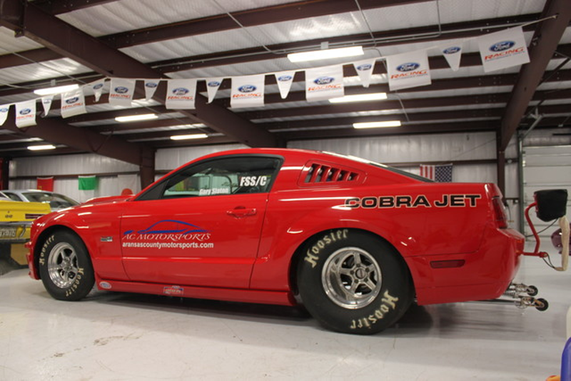 1908 Ford 2008 COBRA JET MUSTANG  RockportFulton Texas  AC Motorsports  in Rockport/Fulton, Texas