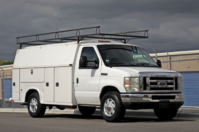 2008 Ford Commercial E350