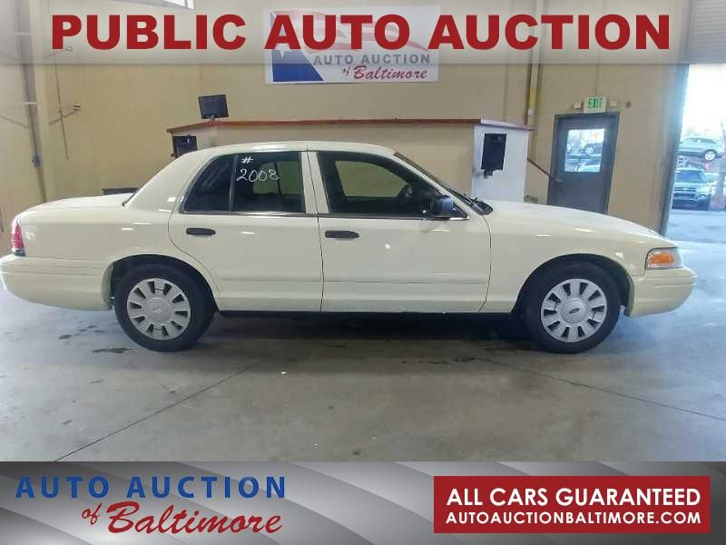 2008 Ford CROWN VICTORIA POLIC  | JOPPA, MD | Auto Auction of Baltimore  in JOPPA MD