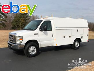 2008 Ford E-Series E350 Utility / SERVICE READING WALK-IN VAN LOW MILES in Woodbury, New Jersey 08093
