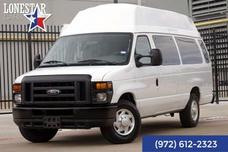 2008 Ford E250 Van Econoline Wheel Chair Lift in Plano Texas, 75093