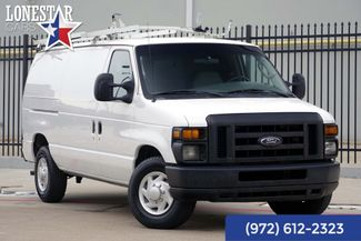 2008 Ford E250 Van 17 Service Records Econoline Clean Carfax One Owner in Plano Texas, 75093