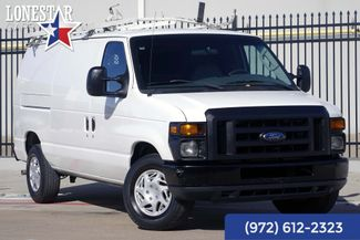 2008 Ford E250 Van Econoline One Owner 36 Service Records in Plano Texas, 75093