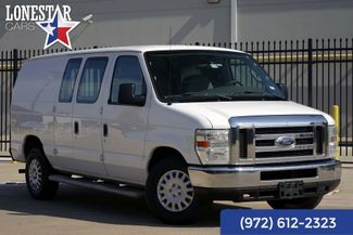2008 Ford E250 Econoline Cargo Clean Carfax in Plano Texas, 75093