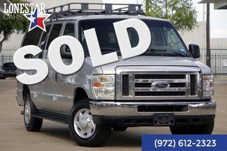2008 Ford E350 12 Passenger Van XLT | Addison, TX | Biggeek