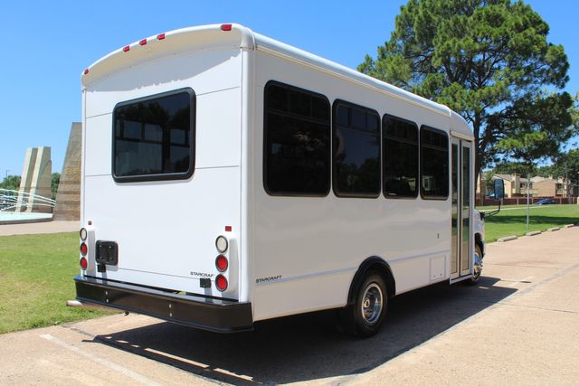 2008 Ford E450 22 Passenger Starcraft Shuttle Bus Irving, Texas 5