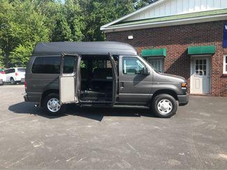 2008 Ford Econoline Cargo Van handicap wheelchair accessible van Dallas, Georgia 7