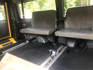2008 Ford Econoline Cargo Van handicap wheelchair accessible van Dallas, Georgia 9