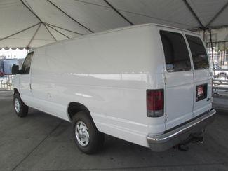 2008 Ford Econoline Cargo Van Commercial Gardena, California 1