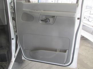 2008 Ford Econoline Cargo Van Commercial Gardena, California 11