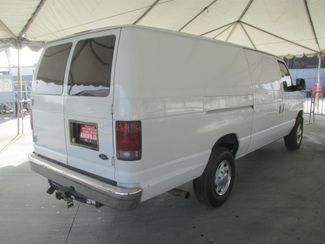 2008 Ford Econoline Cargo Van Commercial Gardena, California 2