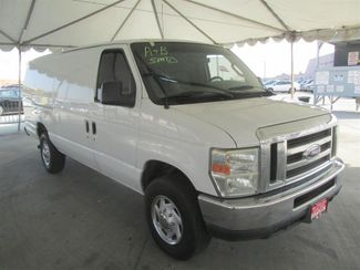2008 Ford Econoline Cargo Van Commercial Gardena, California 3