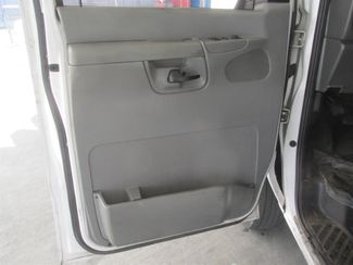 2008 Ford Econoline Cargo Van Commercial Gardena, California 8