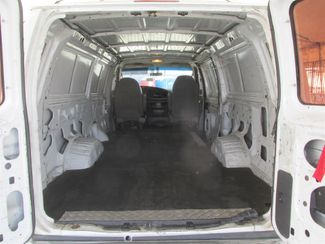 2008 Ford Econoline Cargo Van Commercial Gardena, California 9