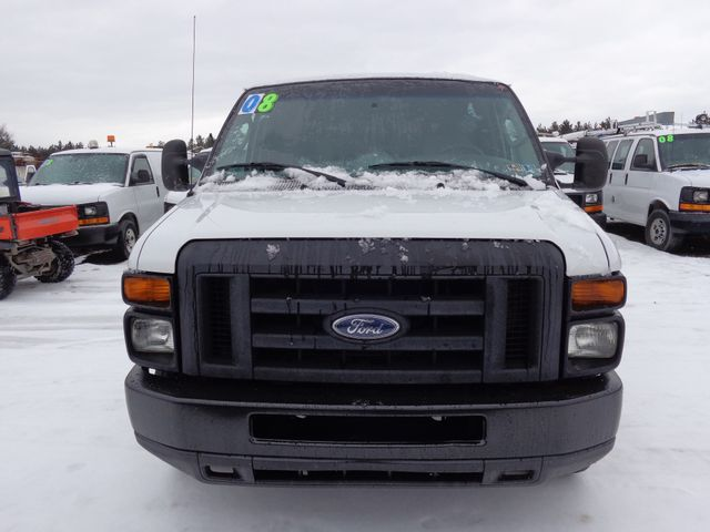 2008 Ford Econoline Cargo Van Commercial Hoosick Falls, New York 1