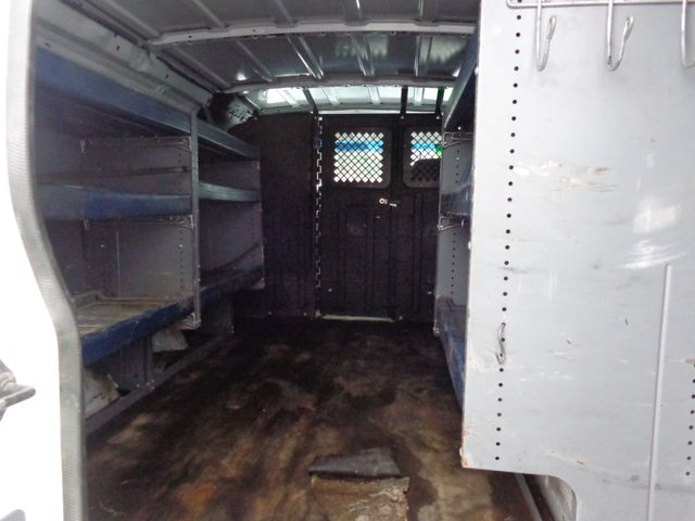 2008 Ford Econoline Cargo Van Commercial Hoosick Falls, New York 4