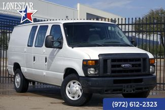 2008 Ford Econoline E250 Cargo Van Commercial One Owner Clean Carfax in Plano Texas, 75093