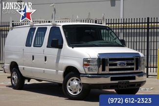 2008 Ford E250 Cargo Van One Owner Clean Carfax in Plano Texas, 75093