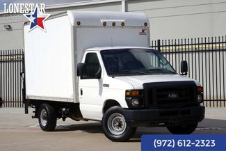 2008 Ford Econoline E350 Box Truck in Plano Texas, 75093