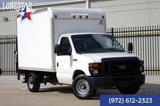2008 Ford Econoline E350 Box Truck Maxon Lift Gate in Plano Texas, 75093
