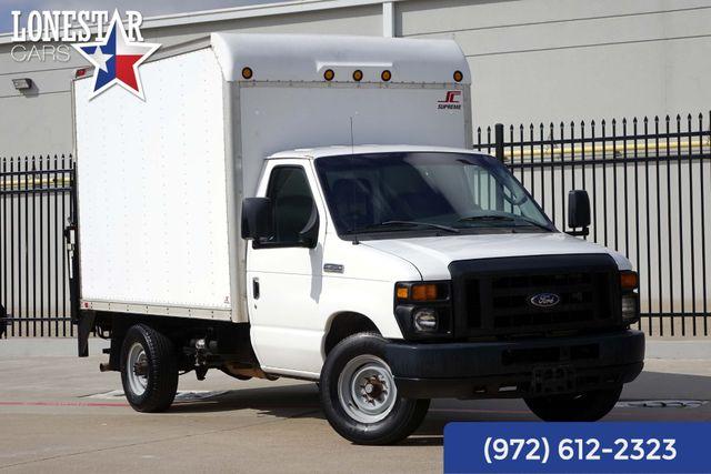 2008 Ford Econoline E350 Box Truck Maxon Lift Gate