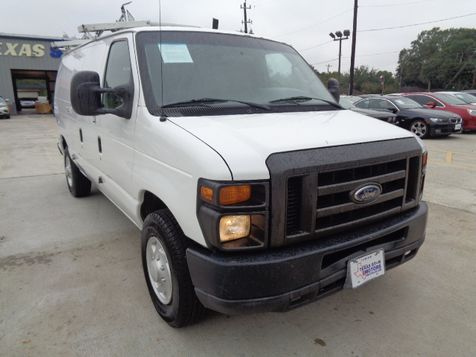2008 Ford Econoline Cargo Van Commercial in Houston