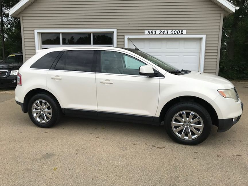 Ford Edge Limited In Clinton Ia