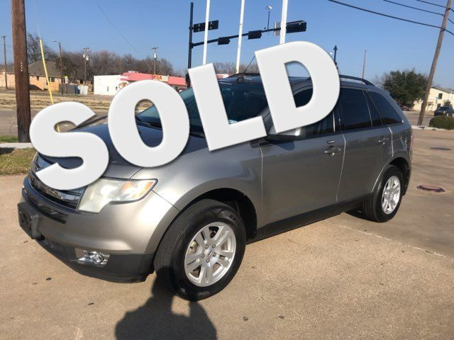 2008 Ford Edge in Ft. Worth TX