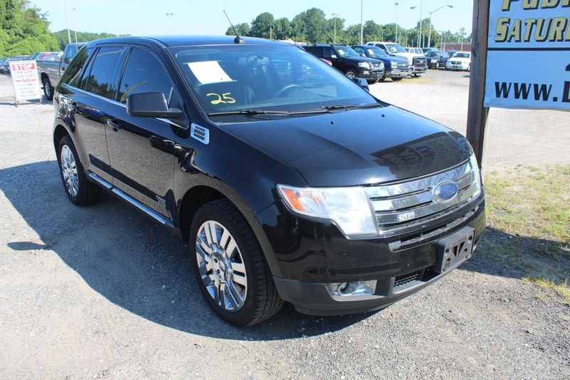 2008 Ford Edge Limited  city MD  South County Public Auto Auction  in Harwood, MD