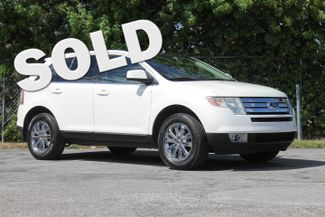 2008 Ford Edge Limited Hollywood, Florida