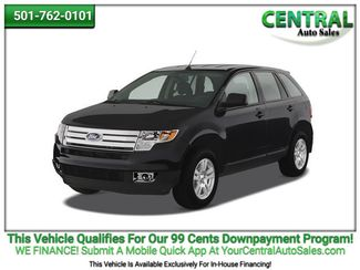 2008 Ford Edge SE   Hot Springs, AR   Central Auto Sales in Hot Springs AR