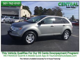 2008 Ford Edge SE | Hot Springs, AR | Central Auto Sales in Hot Springs AR