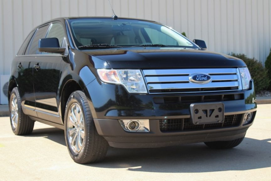 Ford Edge Limited In Jackson Mo