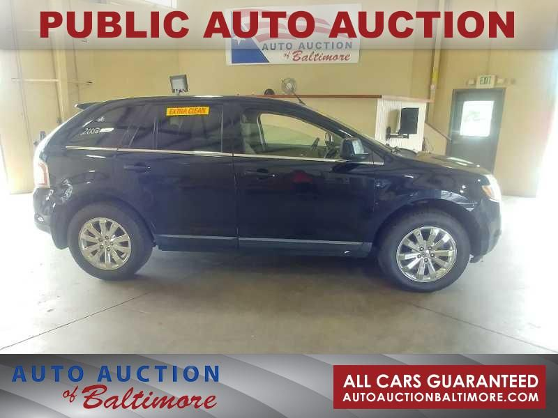2008 Ford Edge Limited   JOPPA, MD   Auto Auction of Baltimore  in JOPPA MD