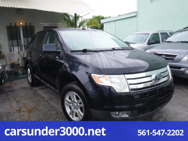 2008 Ford Edge SEL Lake Worth , Florida 3