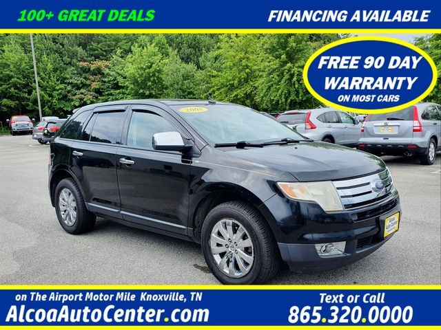 "2008 Ford Edge SEL AWD Leather/Panoramic Roof/18"" Alloys"