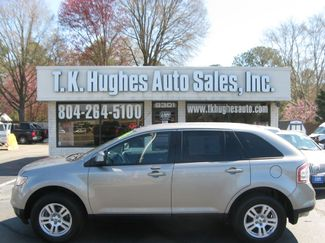 2008 Ford Edge SEL All Wheel Drive in Richmond, VA, VA 23227