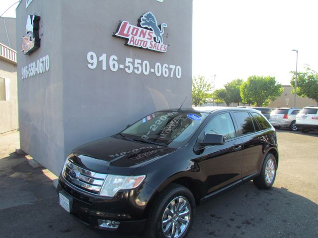 2008 Ford Edge SEL Leather