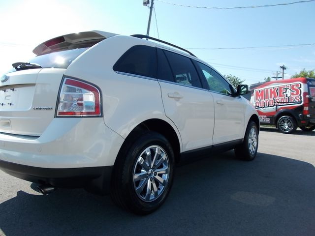 2008 Ford Edge Limited Shelbyville, TN 11
